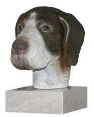 EGO3D-A sample of a dog bust