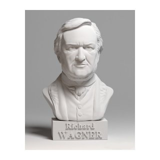Richard Wagner bust