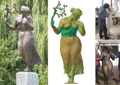 EGO3D-Bronzeskulptur_Nachbildung