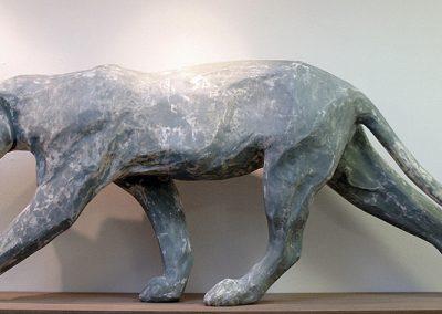 EGO3D-Tierskulptur_Panther